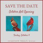 October Art Opening