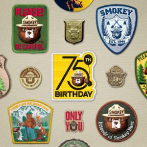 Smokey Bear's 75th Birthday Celebraton