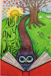 2019 Ellie Somer's Literacy Poster Contest