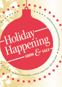 Holiday Happening Show and Sale