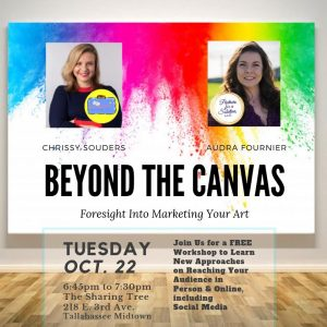 Beyond the Canvas, Marketing Art