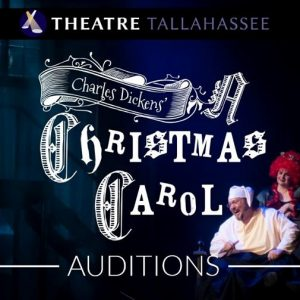 "Auditions: ""A Christmas Carol"" (male roles only)"