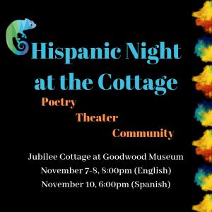 Hispanic Night at the Cottage