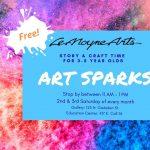 PreK Art Sparks