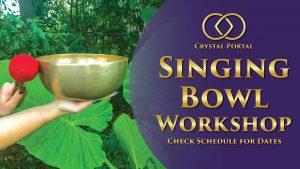 Singing Bowl Workshop