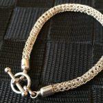 Viking Knit Chain Workshop - Florida Society of Goldsmiths