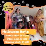 Halloween Hafla