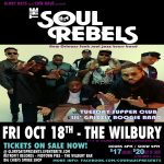 The Soul Rebels w/ Tuesday Supper Club & Lil' Grizzly Boogie Band