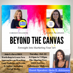 Beyond the Canvas: Foresight into Marketing Your A...