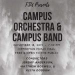 Campus Orchestra & Campus Band