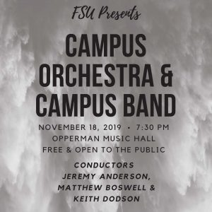 Campus Orchestra & Campus Band