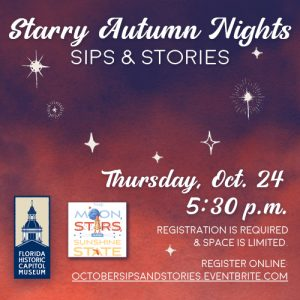 Starry Autumn Nights Sips and Stories