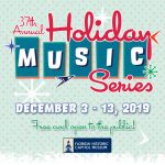 2019 Holiday Music Series: 37th Annual