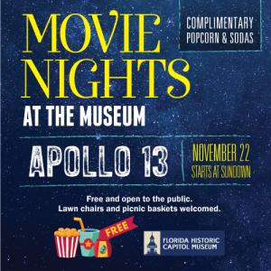 Movie Night at the Museum: Apollo 13