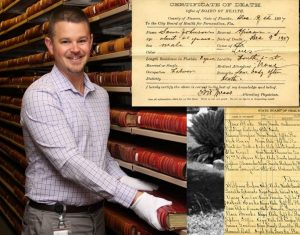 Saturday Research Hours and Genealogy Presentation