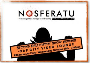 Nosferatu - Encore Presentation featuring sound by Burlap Productions