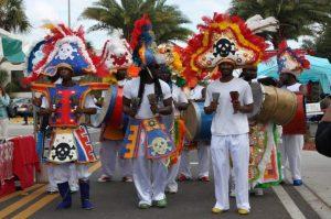 Caribé 2019: Celebrate Bahamian Junkanoo