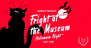 Fright Night at the Museum
