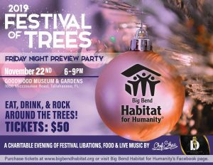 Festival of Trees 2019 Preview Party