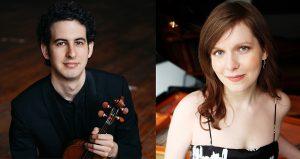 Itamar Zorman, violin & Liza Stepanova, piano