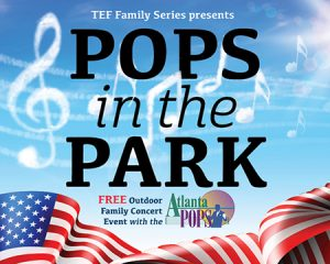 Patriotic Pops in the Park