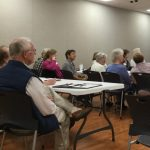 Tallahassee Genealogical Society Monthly Meeting: Cleaning Graves with D2