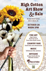 High Cotton Art Show & Sale