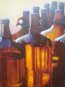 Flavors of Fall: Paintings by Karen Stewart