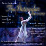 The Tallahassee Ballet Nutcracker Dance Camp