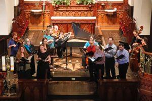 Tallahassee Bach Parley: Charpentier Midnight Mass