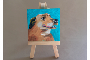 Mini Paint Your Pet Workshop