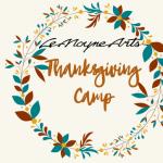 LeMoyne Arts Thanksgiving Camp