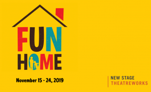 """New Stage Theatreworks presents """"Fun Home"""""""