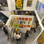 First Friday at Southern Exposure Art Gallery