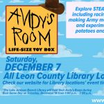 Andy's Room: Life-Sized Toy Box