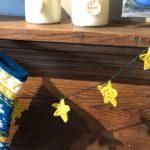 Star Garland (Crochet)