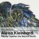 Alexa Kleinbard: Piecing Together the Natural World Through Collage