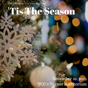 Tis the Season, Tallahassee Civic Chorale Concert