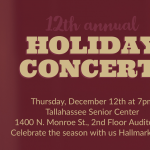 12th Annual Holiday Concert #1
