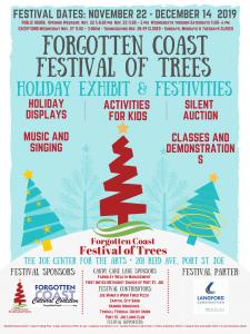 Forgotten Coast Festival of Trees