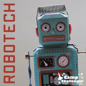 Robo Tech Day Camp