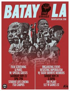 Batay La Film Screening, Discussion & Music