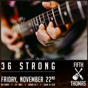 36 Strong
