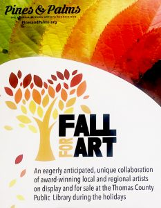 Fall For Art Exhibit and Sale