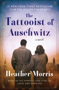 HERC Book Club: The Tattooist of Auschwitz