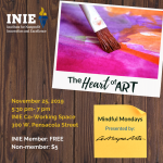 Mindful Monday: Heart of Art