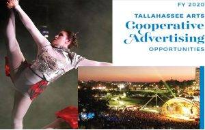 Visit Tallahassee Co-op Advertising Opportunities