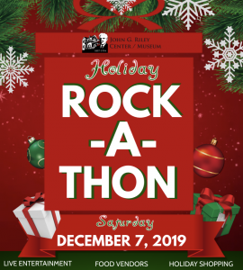 20th Annual Culture to Culture Holiday Rock-a-Thon