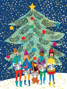 Celebrate the Season in Kleman Plaza with Holiday Music: Karen Bonnell
