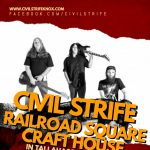 Live Music: Civil Strife